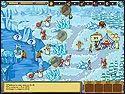 Скриншот мини игры Прочь из королевства