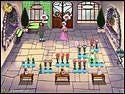 Скриншот мини игры Парижские цветы