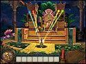 Скриншот мини игры Тулула. Легенда о вулкане